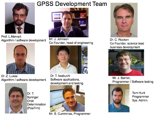 GPSS staff