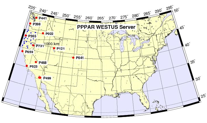 PPP-AR Server Network